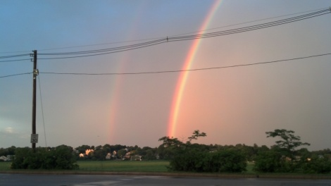 Double Rainbow June 2013