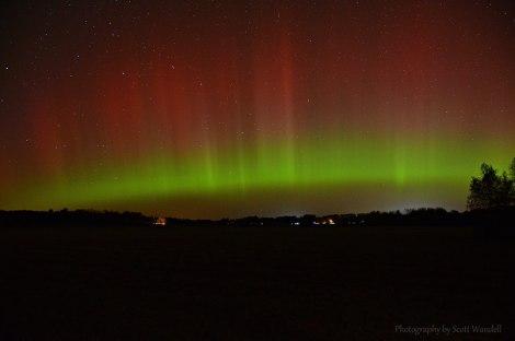 Aurora Maine 10/8/13