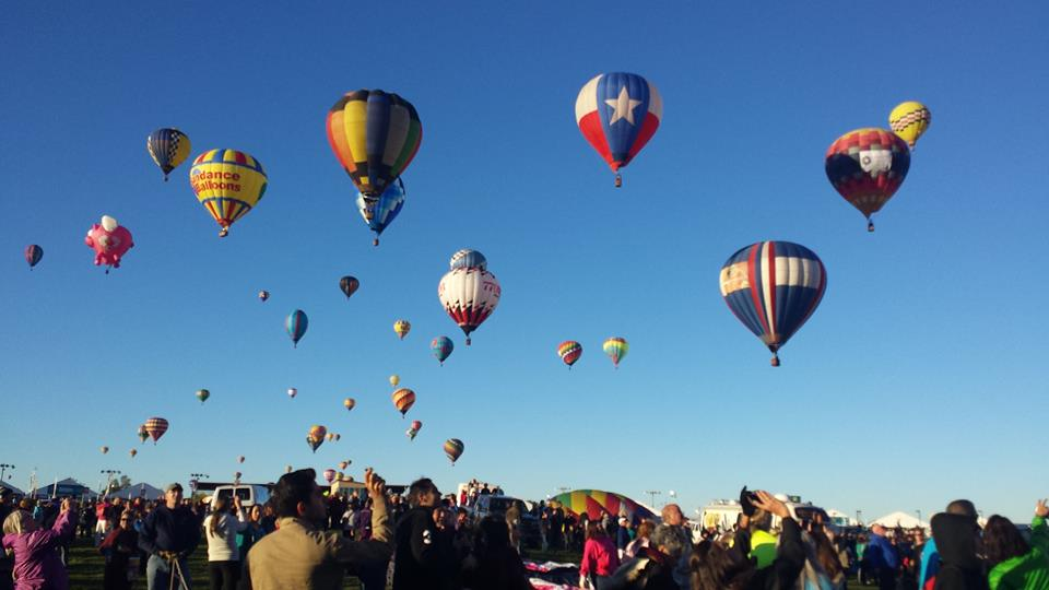 October 4th, 2014 Mass Ascension
