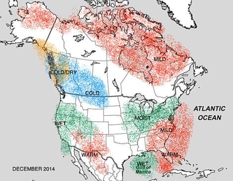 European model vs old farmers almanac who had the better 2014 ecmwf forecast december 2014 ecmwf forecast january 2015 sciox Gallery